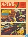 Comics - Arend (Illustrierte) - Jaargang 11 nummer 16