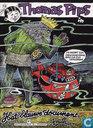 Comic Books - Thomas Pips - Het blauwe document