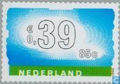 Postage Stamps - Netherlands [NLD] - Ten for your post