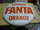 drink Fanta orange