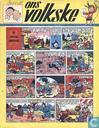 Bandes dessinées - Ons Volkske (tijdschrift) - 1958 nummer  26