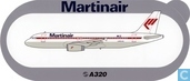 Martinair - A320 (01)