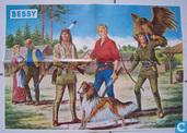 Bandes dessinées - Bessy - Kid, de Apache