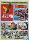 Bandes dessinées - Arend (magazine) - Jaargang 6 nummer 6