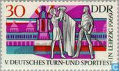 Gymnastics and sports festival