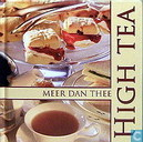 High tea; meer dan thee