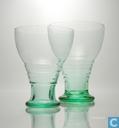 Mostglas of Vaasje Meerblaauw