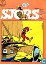 Comic Books - Sjors van de Rebellenclub (magazine) - 1970 nummer  36
