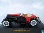 Modelauto's  - Ixo - Duesenberg SSJ