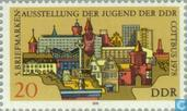 Stamp Exhibition Cottbus