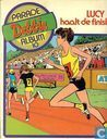 Comic Books - Lucy haalt de finish! - Lucy haalt de finish!