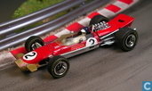 Modelauto's  - Quartzo - Lotus 49B - Ford