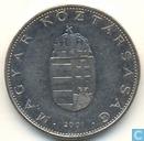 Hongarije 10 forint 2001