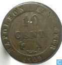 France 10 centimes 1809 (A)