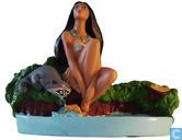 Pocahontas zeepbakje