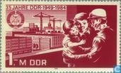 D.D.R. 35 years