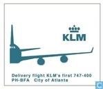 KLM (18) Delivery PH-BFA
