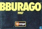 Bburago 1987