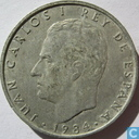 Spanje 2 pesetas 1984