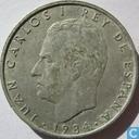 Espagne 2 pesetas 1984