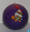 Kwik, Kwek en Kwak kerstbal