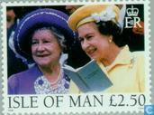 Koningin Elizabeth - verjaardag