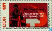 Révolution d'Octobre 50 ans