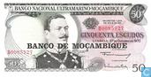 Mosambik 50 Escudos