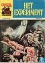 Comic Books - Experiment, Het [Griezel] - Het experiment