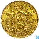 Belgique 25 Francs 1848