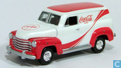 Voitures miniatures - Johnny Lightning - Chevrolet Suburban 'Coca Cola'