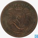 Belgique 5 centimes 1848