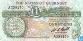 Guernesey 1 Pound (P48a)
