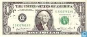 1 U.S. Dollar