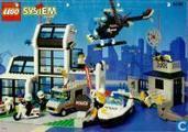 Lego 6598 Metro PD Station