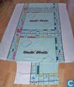Monopoly dekbed overtrek