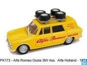 """Alfa Romeo Giulia Break Assistenza """"Alfa Romeo"""" (NL)"""