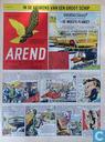 Bandes dessinées - Arend (magazine) - Jaargang 6 nummer 45