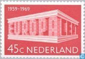 Postage Stamps - Netherlands [NLD] - Europe – Temple