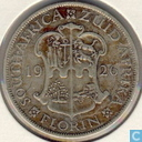 South Africa 1 florin 1926