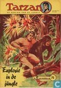 Comic Books - Tarzan of the Apes - Explosie in de jungle
