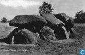 Hunebed, Zeegse-Vries - Zuidlaren