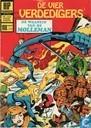 Strips - Fantastic Four - De waanzin van de Molleman
