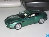 Modelauto's  - Ixo - Aston Martin V12 Vanquish