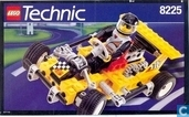 Lego 8225 Road Rally V / Super Kart