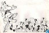 Sjoert: Illustratie Stripjaarboek Arboris