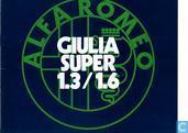 Alfa Romeo Giulia Super 1.3/1.6