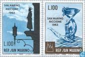 Stamp Exhibition Riccione