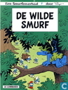 Comic Books - Smurfs, The - De wilde Smurf