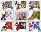 2001 Disney, Walt (POR 726)